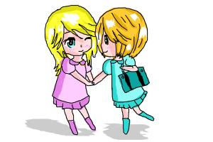 me and angelali