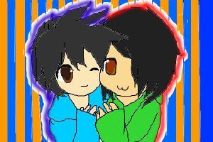 me and kirtiomiku :D