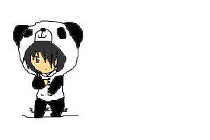 me (emo panda)