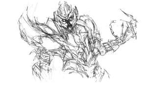 Megatron Sketch (Practice)