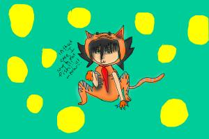 Meow!!! Chibi ThunderCat35!!!!1