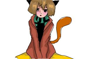 Meow girl :3 =^-^=