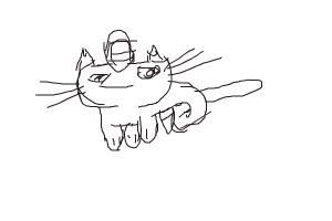 Meowth Pokemon.