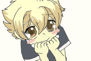 """Mitsukuni """"honey"""" haninozuka"""