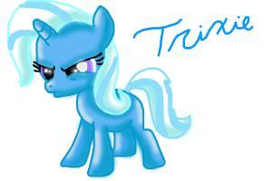MLP:Trixie Lullamoon