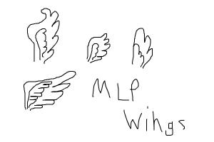 MLP Wings