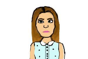 my imagination of Aislinn O'neal