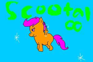 My Little Pony Scootaloo