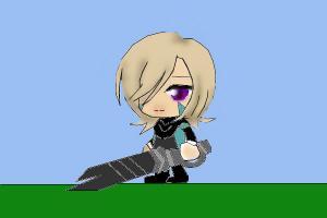 My Maplestory character