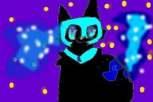 Nightmare Moon MLP Cat verion 1.0