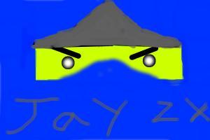 NinjaGo Jay ZX