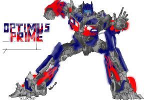 Optimus Prime (Movieverse)