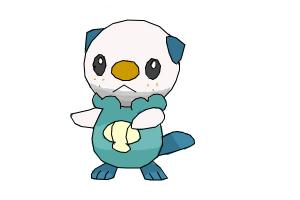 Oshawott from Pokemon