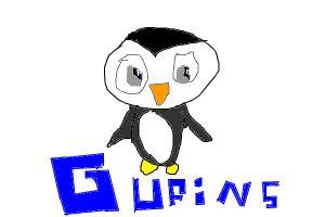 PENGUIN GUFFIN!