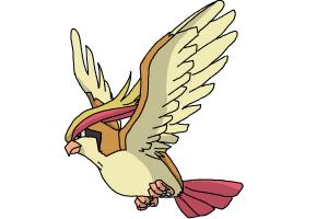 Pidgeot (Pokemon)