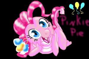 Pinkie Pie Verción Dragón