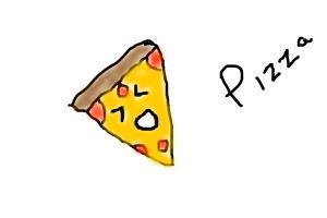 Pizza! Yum