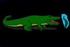 prehistoric dinosucas