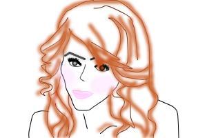 Pretty girls curls
