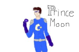 Prince Moon twilight-hero project