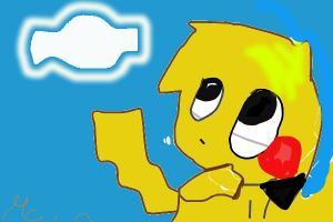 Profile pic Pikachu