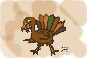 Rabid Turkey