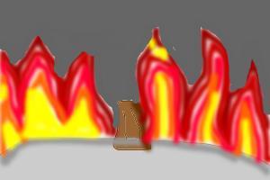 Raging Flames Work In Progress