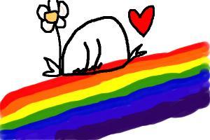 rainbow dango