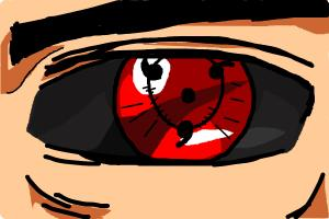 Reanimated Sharingan