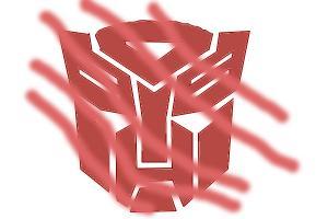 red autobot logog