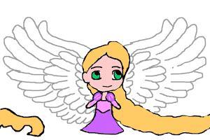 Repuzel wings