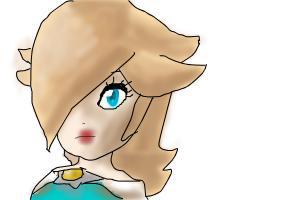 Rosaliina from Super mario