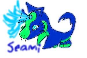 Seami (made up pokemon)