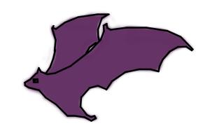 Simple... a bat