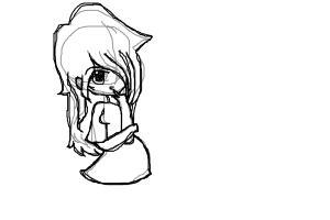 Sketchy Girl