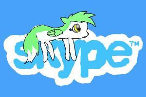 skype wolf