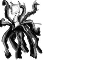 Slender Man(Pony)