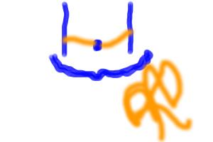 smile face ampt up