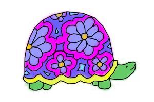 Spirng Turtle