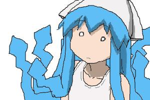 squid girl from squid girl