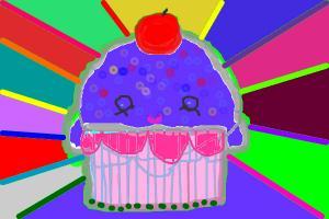 Stellar Cupcake