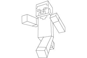 steve from mincraft