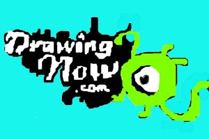 the drawing now logo