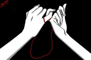 The Red String of Faith