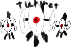 turrets from portal