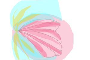 u can think it flower!