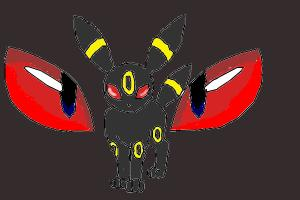 Umbreon, use Hidden Power!