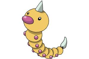 Weedle (Pokemon)