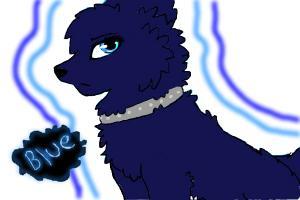 ~Wolfs Rain~ Blue..