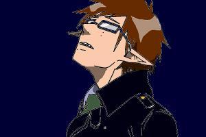 Yukio from Blue Exorcist :)